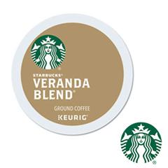 Veranda Blend Coffee K-Cups Pack, 24/Box
